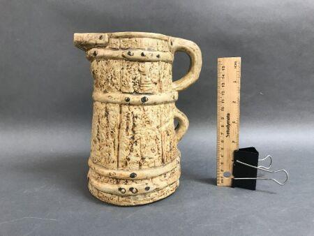 Hillstonia Stoneware Ale Jug